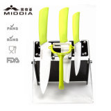 Luxery Ceramic Noble Knives Tool Set para Kitchen Items