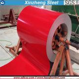 Hauptfarbe der qualitätsDx51d beschichtete vorgestrichenen galvanisierten Stahlring