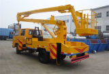China Made 12-20m Overhead Working Truck, Hydraulic Lift Truck, Aerial Working Truck