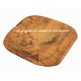 La racine en bois exceptionnelle classique découpant le panneau de découpage