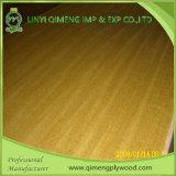 Переклейка Teak ранга хорошего AAA цвета и зерна от Linyi