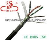 Кабель аудиоего разъема кабеля связи кабеля данным по кабеля кабеля/компьютера сети UTP