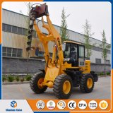Machine de chargement mini nouvelle conception Zl18 Wheel Front Loader