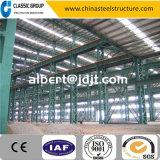Barato Quente-Vendendo o armazém/oficina/hangar/fábrica industriais da construção de aço com coluna da estrutura