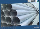 Tubo d'acciaio quadrato di alta qualità