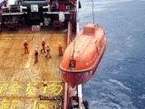 Rescate del barco rápido 30 persona bote salvavidas con buen precio