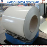 A bobina de aço revestida cor do enrugamento (Matt) PPGI e Prepainted a bobina de aço