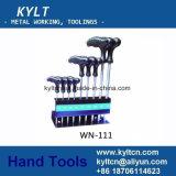 Hex ключ Ален HRC48-52 покрынное кромом