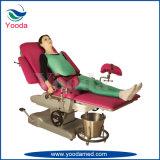 Электрическая акушерская кровать поставки Gynecology
