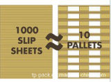 Kraft Slip Sheet to Substitute for Pallet