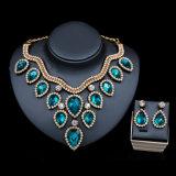 De kleurrijke Reeks van de Juwelen van het Kristal van de Luxe van het Midden-Oosten Bruids Veelkleurige
