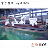 Torno barato del CNC de la alta calidad del precio para el cilindro del astillero que trabaja a máquina (CG61160)