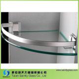 Schlaufe/kurvte ausgeglichenes Glas für Zwischenwand, gebogener ausgeglichenes Glas-Blatt-Preis