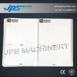 Dépliant auto-adhésif estampé par étiquette de papier thermosensible d'étiquette de blanc de Jps-320zd avec la découpeuse