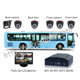 GPS WiFi Mobile DVR & Car Camera van de auto 3G/4G aan Vehicle Safety