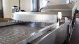 Linha de processamento comercial máquina da pipoca da pipoca para o alimento do petisco