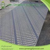Exporting를 위한 1 Time Hot Press 12mm Phenolic Marine Plywood