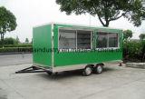 Beweglicher Kiosk, bewegliches System, Vending Karren, touristische Karren