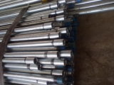 熱浸された電流を通された鋼管