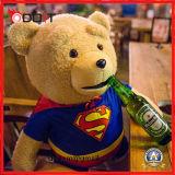 Jouet fait sur commande de peluche de jouet de peluche d'ours