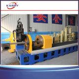 Tagliatrice rettangolare del tubo del profilato quadro per tubi il plasma di CNC
