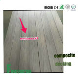 Esterna impermeabile coestrusione Wood Plastic Composite Decking di WPC