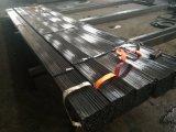 Tubo cuadrado de acero del negro de la buena calidad con la certificación del SGS
