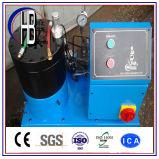 Machine sertissante de boyau industriel à haute pression
