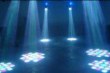 12PCS 10W 4in1 LED Beam Moving Head Disco Lighting
