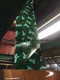 浮彫りにされたカラー鋼鉄コイル