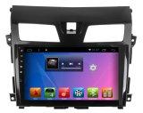 Androïde GPS van de Auto van het Systeem voor Nissan Nieuwe Teana met de Speler/de Navigatie van de Auto DVD