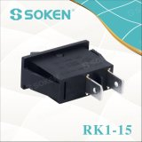 Soken Rk1-15 1X1 B/B fora do interruptor de balancim