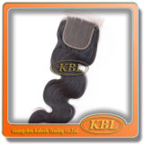 4A brasilianisches Weave Closure Cheap Lace Closure