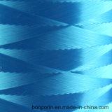 La fibre d'UHMWPE a coupé le filé couvert par gants résistants