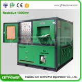 Banco de carga da cor verde 1000kw para o teste Diesel do gerador