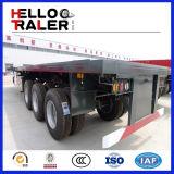 40FT Container Traction Truck und Trailer für Logistics