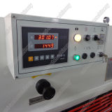 Hydraulischer Metallplattenschwingen-Träger-scherende Maschine (QC12Y-6X3200)