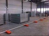 La recinzione provvisoria riveste 2100mm x 2400mm di pannelli