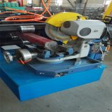 円形および正方形金属は機械を形作るロールを配管する