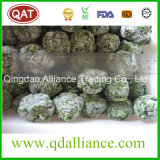 IQF Frozen Whole Leaf Spinach Ball