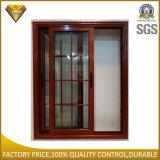 Spätestes Entwurfs-billig Doppelverglasung-Aluminium-schiebendes Fenster (JBD-S1)