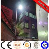 12W Tout en solaire LED intégré solaire