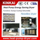 Da massa comercial do uso do desidratador dos macarronetes da máquina de secagem de ar quente forno de secagem
