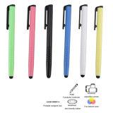 De Pen van de Naald van het Scherm van de Aanraking van de Pen van de Naald van de pastelkleur voor de Apparatuur van het Comité van de Aanraking