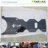 Kundenspezifische Präzisions-Laser-Ausschnitt-Puder-umhülltes Blech-Metallherstellung