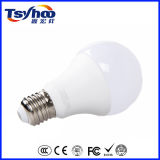 Bulbo ligero de la UL 5W E27 LED A60 Dimmable LED del Ce