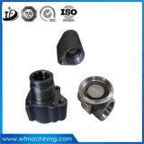 Parti lavorate CNC standard del cilindro idraulico di serie di precisione Micromachining