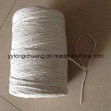 Silicato de aluminio y aislamiento de hilo de fibra de cerámica