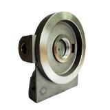アルミニウム重力はフィルターベース(OEM/ODM)のためのダイカストの部品を