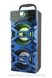 Haut-parleur en bois deux haut-parleur de Bluetooth de 4 pouces